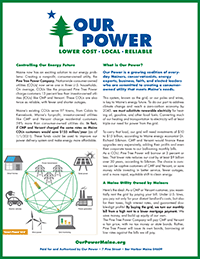 Our Power overview thumbnail